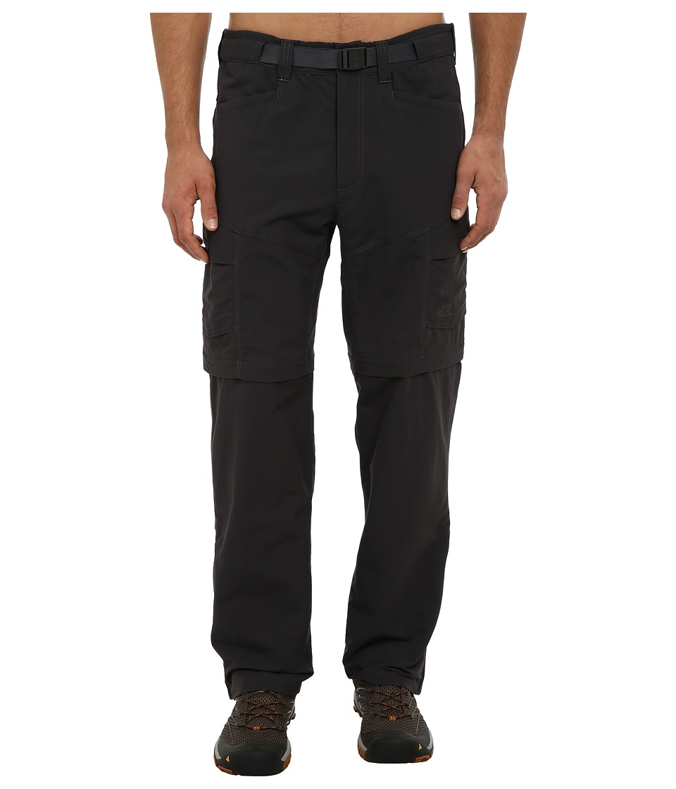 The North Face - Paramount Peak II Convertible Pant (Asphalt Grey) Men's Casual Pants