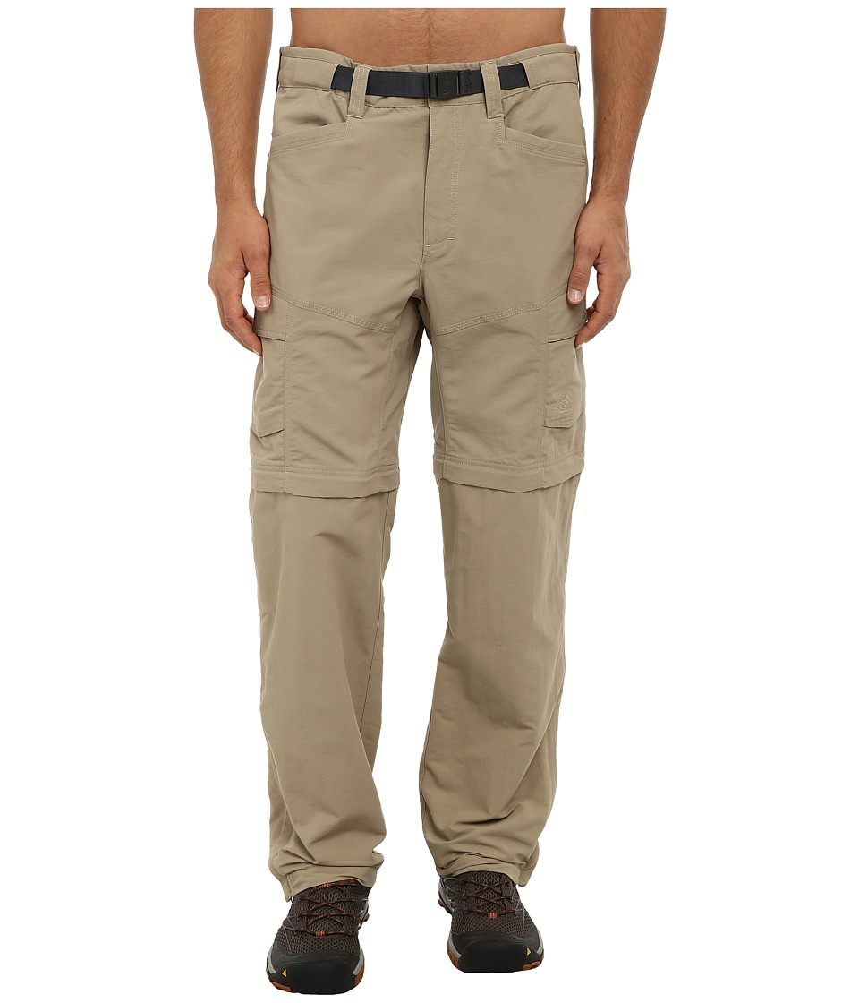The North Face - Paramount Peak II Convertible Pant (Dune Beige) Men's Casual Pants