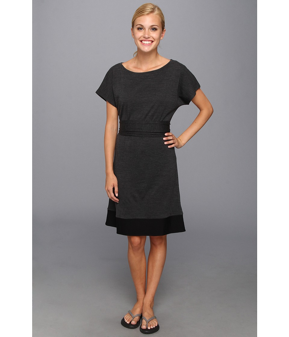 Icebreaker - Allure Dress (Jet/Black) Women's Dress