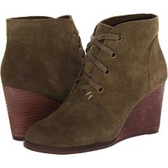 Lucky Brand Swayze (Dark Olive) Footwear