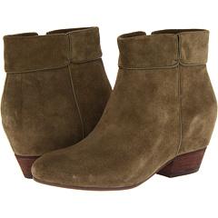 Lucky Brand Teddye (Dark Olive) Footwear