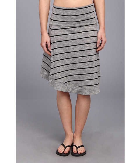 Icebreaker - Allure Skirt (Metro/Black) Women
