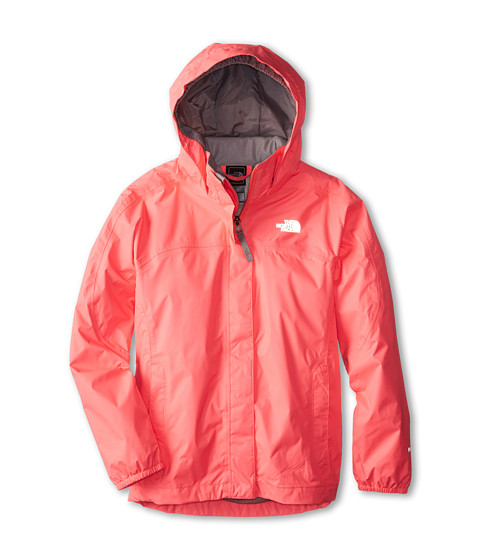 The North Face Kids - Resolve Reflective Jacket (Little Kids/Big Kids) (Sugary Pink) Girl's Coat