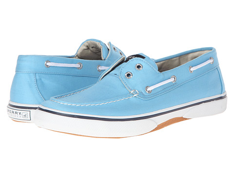 Sperry Top-Sider - Halyard 2-Eye Slip-On (Light Blue) Men's Shoes