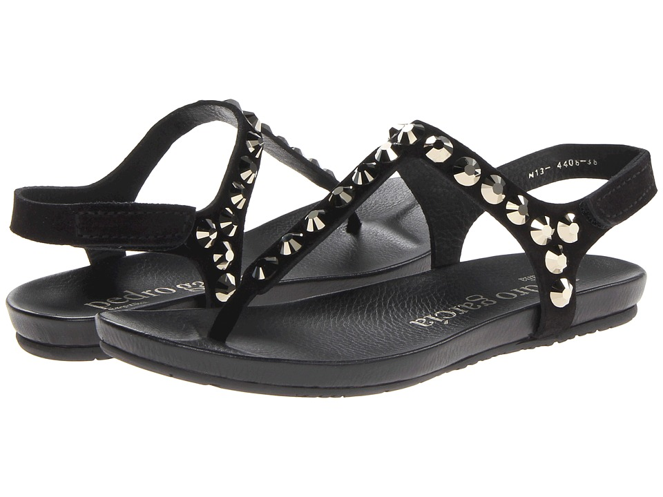 Pedro Garcia - Judith (Black Castoro) Women's Dress Sandals