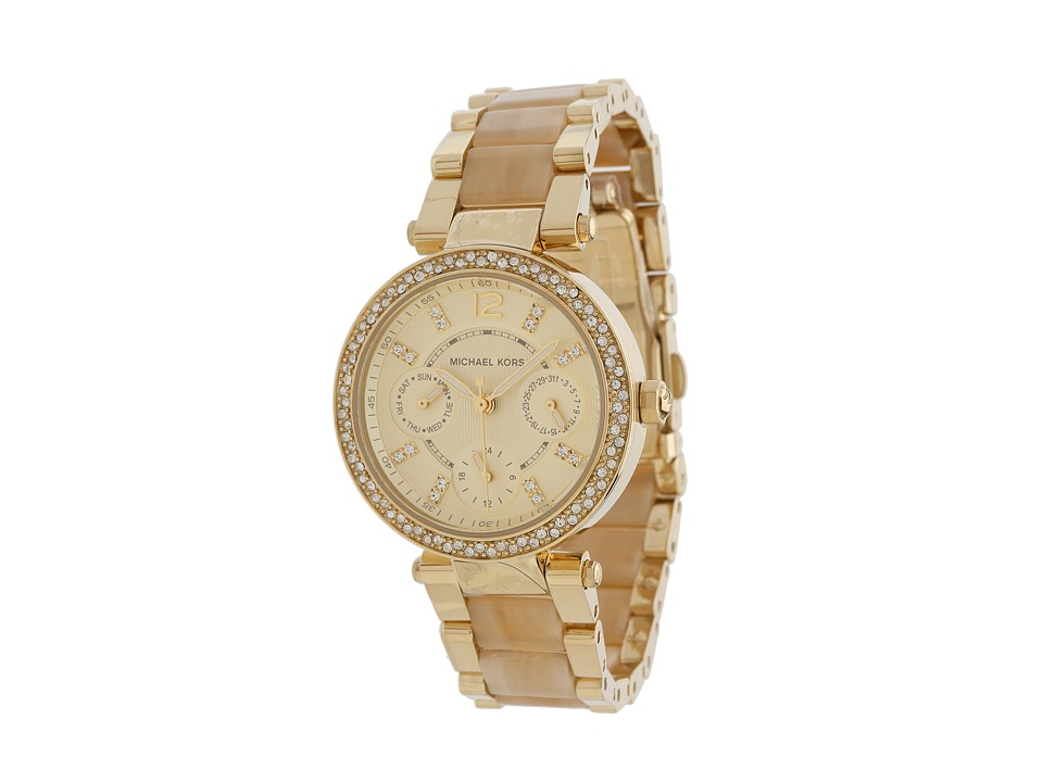 Michael Kors - MK5842 - Mini Parker (Gold) Watches