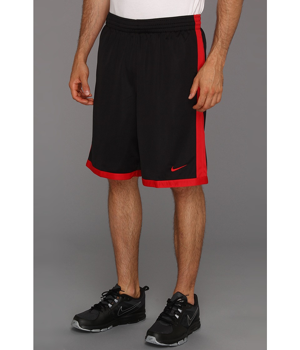 Nike - Cash Short (Black/University Red/University Red) Men's Shorts