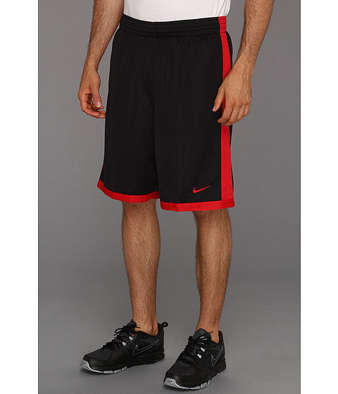 Nike - Cash Short (Black/University Red/University Red) Men