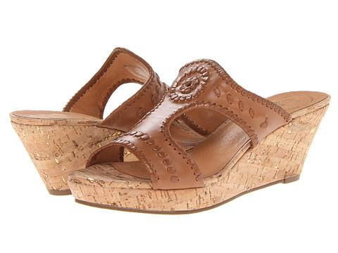 Jack Rogers - Emilia (Cognac) Women's Sandals