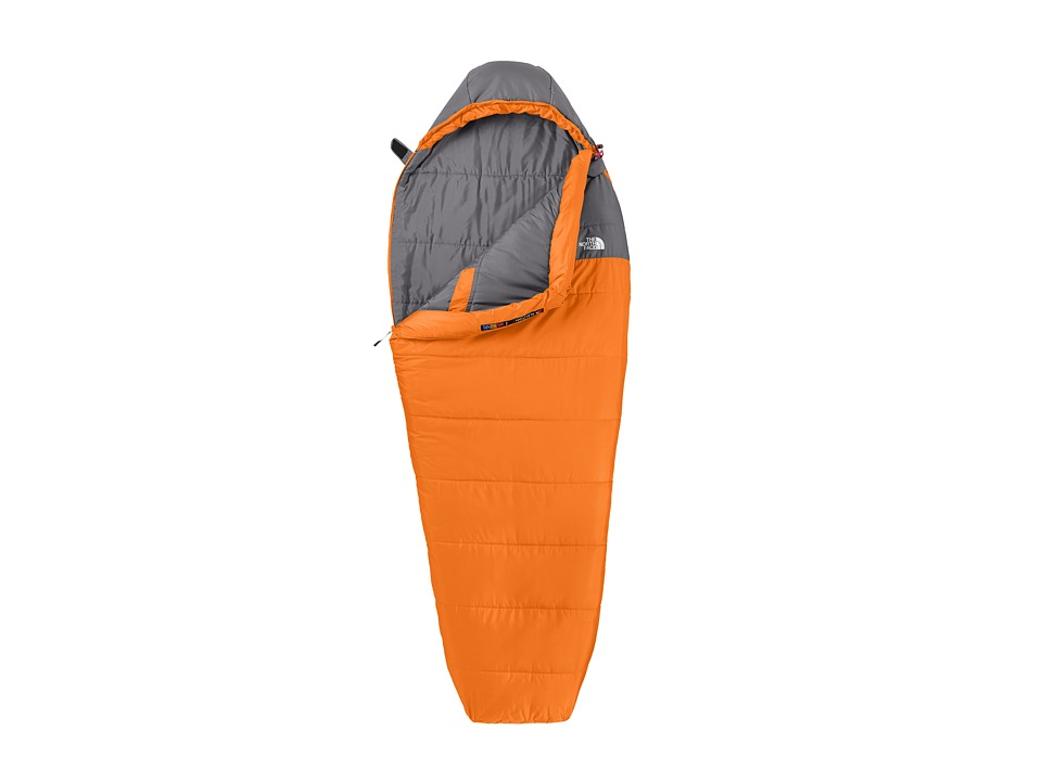 The North Face - Aleutian 35/2 (Regular) (Russet Orange/Zinc Grey) Outdoor Sports Equipment