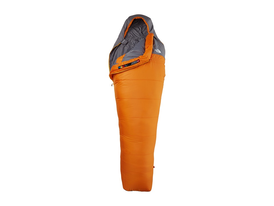 The North Face - Aleutian 35/2 (Long) (Russet Orange/Zinc Grey) Outdoor Sports Equipment
