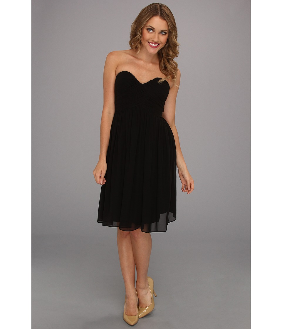 Donna Morgan - Morgan Sweetheart Dress (Black) Women's Dress