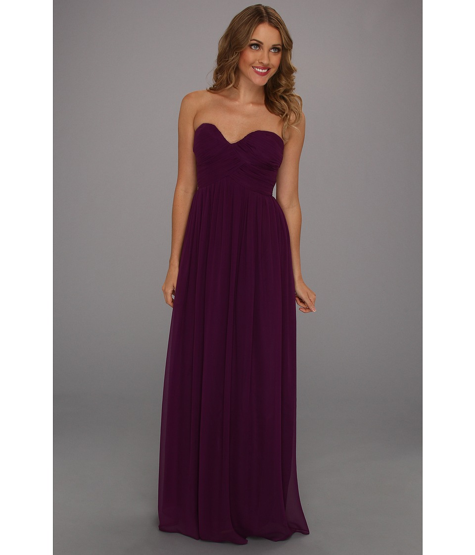 Donna Morgan - Laura Gown (Grape) Women