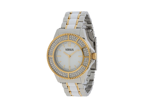 Versus Versace - Tokyo Crystal 38 MM - SH709 0013 (Silver/White) Watches