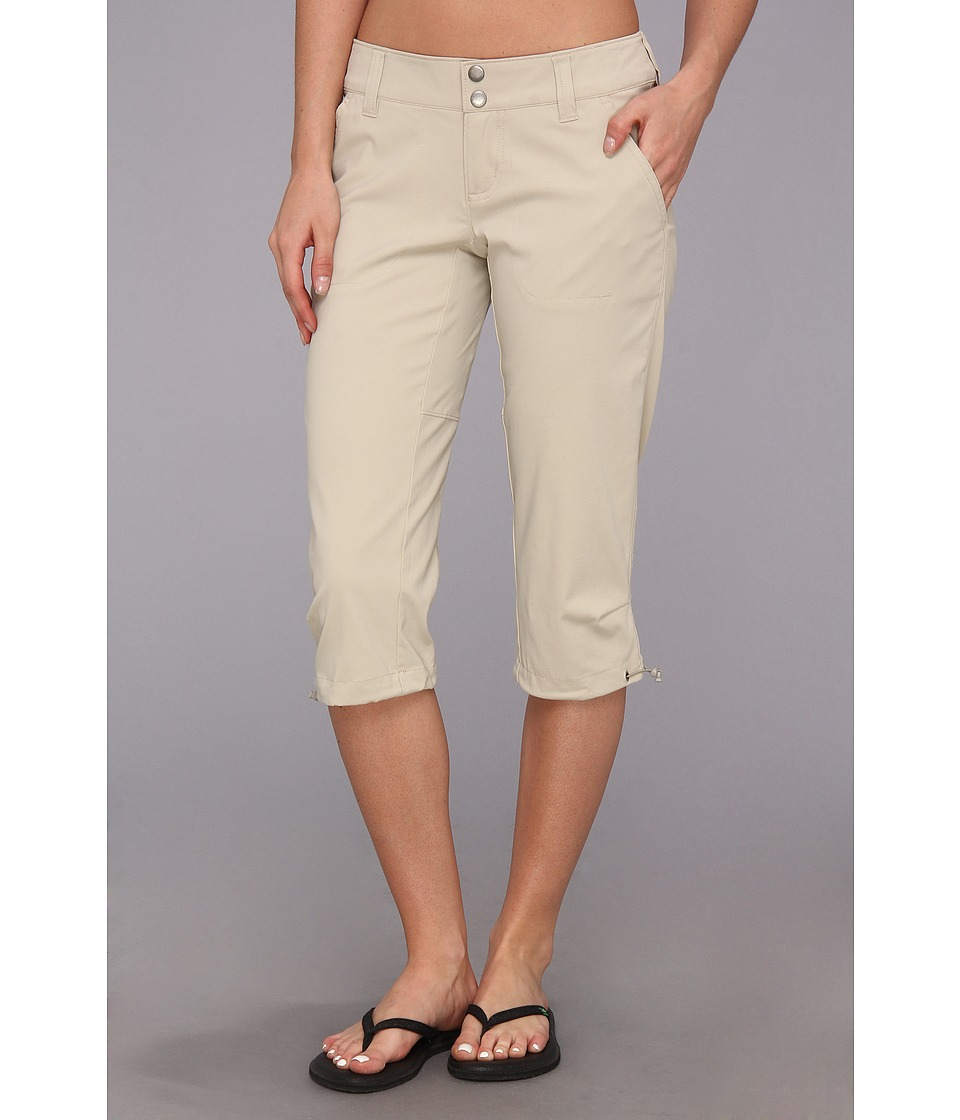 Columbia - Saturday Trail II Knee Pant (Fossil) Women's Capri