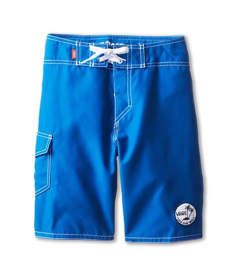 Vans Kids - Off The Wall Boardshort (Big Kids) (Classic Blue) Boy