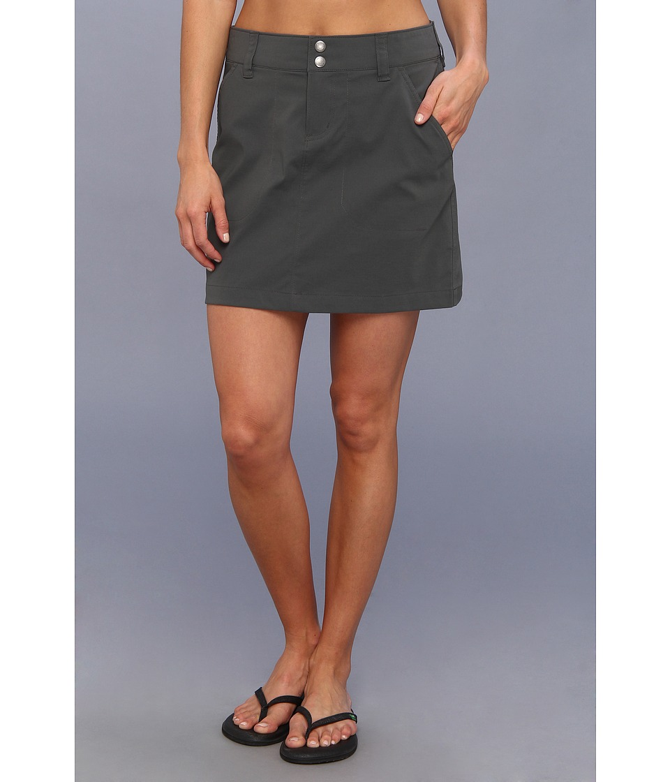 Columbia - Saturday Trail Skirt (Grill) Women's Skirt