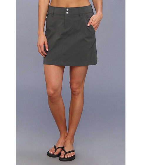 Columbia - Saturday Trail Skirt (Grill) Women