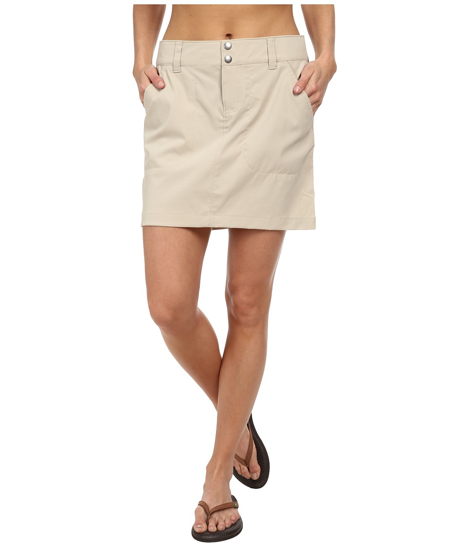 Columbia - Saturday Trail Skirt (Fossil) Women's Skirt