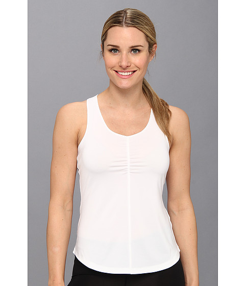 Columbia - Siren Splash Texture Tank Top (White Spacedye) Women's Sleeveless