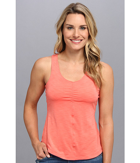 Columbia - Siren Splash Texture Tank Top (Hot Coral Spacedye) Women's Sleeveless