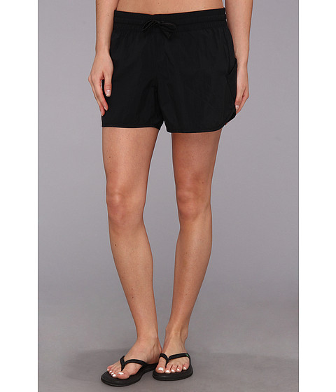 Columbia - Endless Trail Short (Black) Women's Shorts