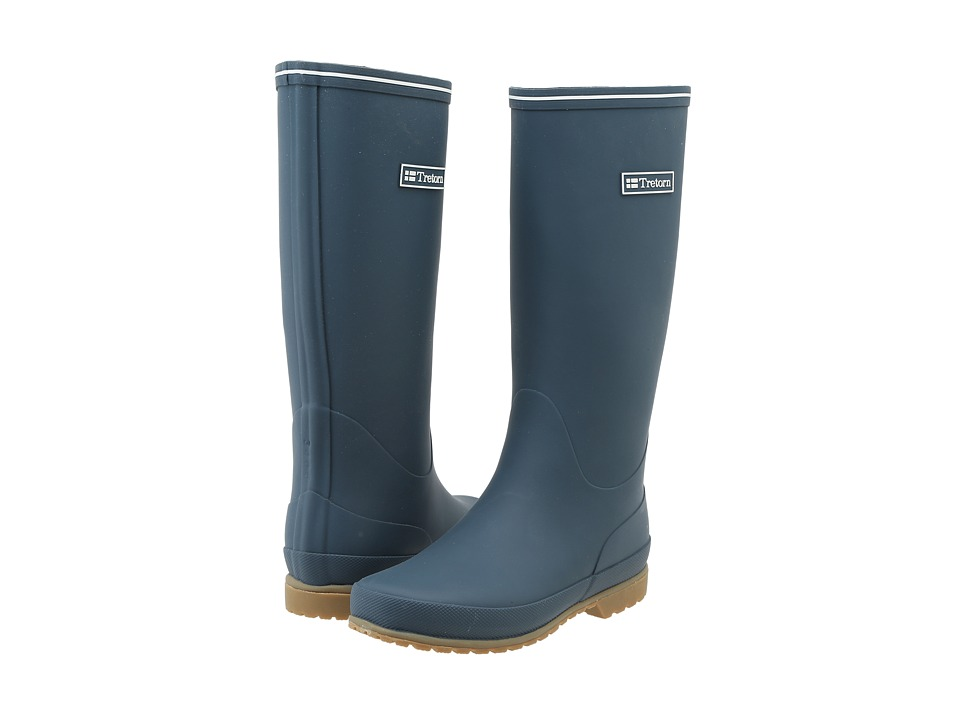 Tretorn - Kelly (Midnight Navy) Rain Boots