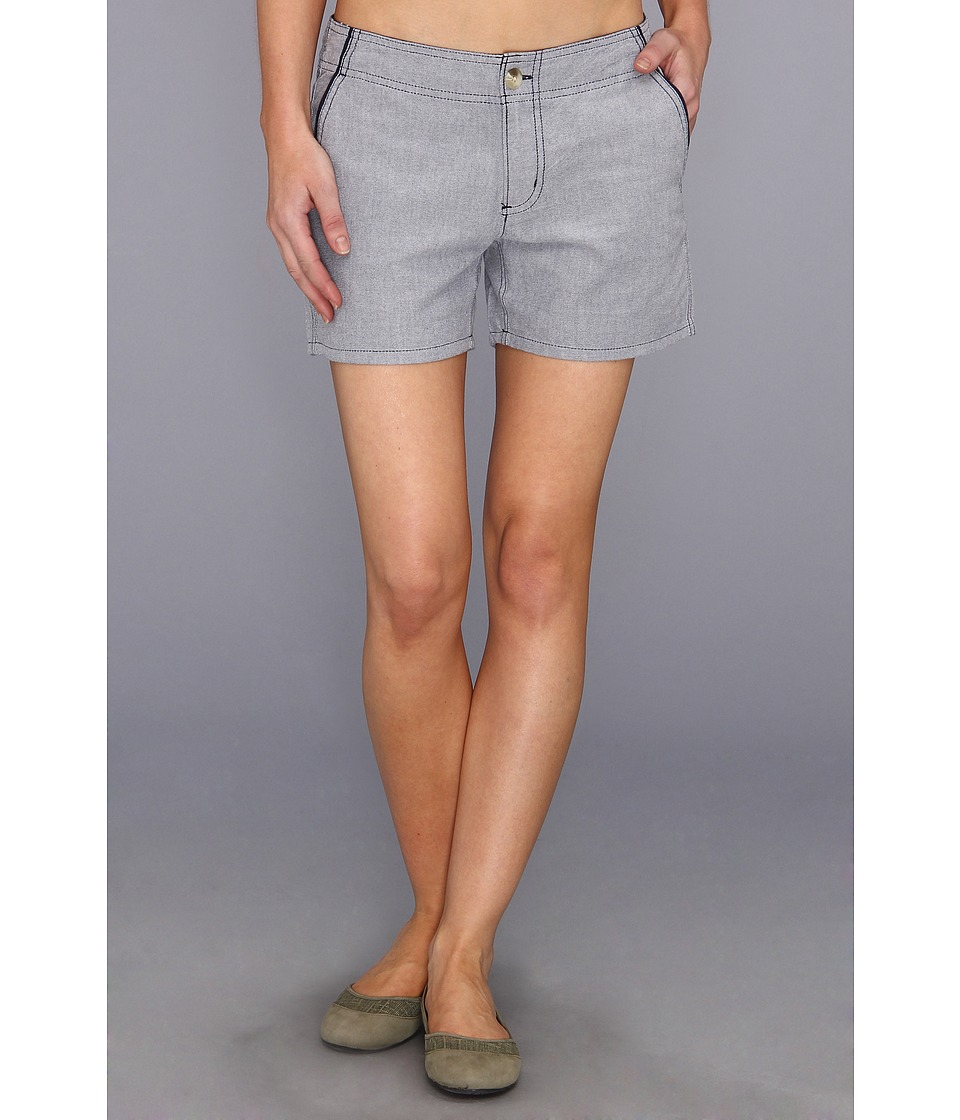 Columbia - Solar Fade Short (Collegiate Navy Oxford) Women's Shorts
