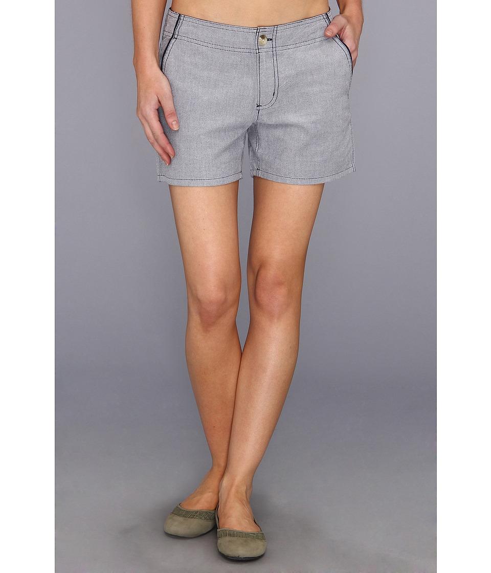 Columbia - Solar Fade Short (Collegiate Navy Oxford) Women's Shorts