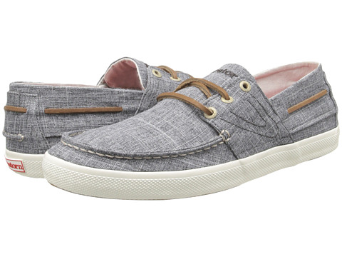 Tretorn - Otto Linen (Gray) Men