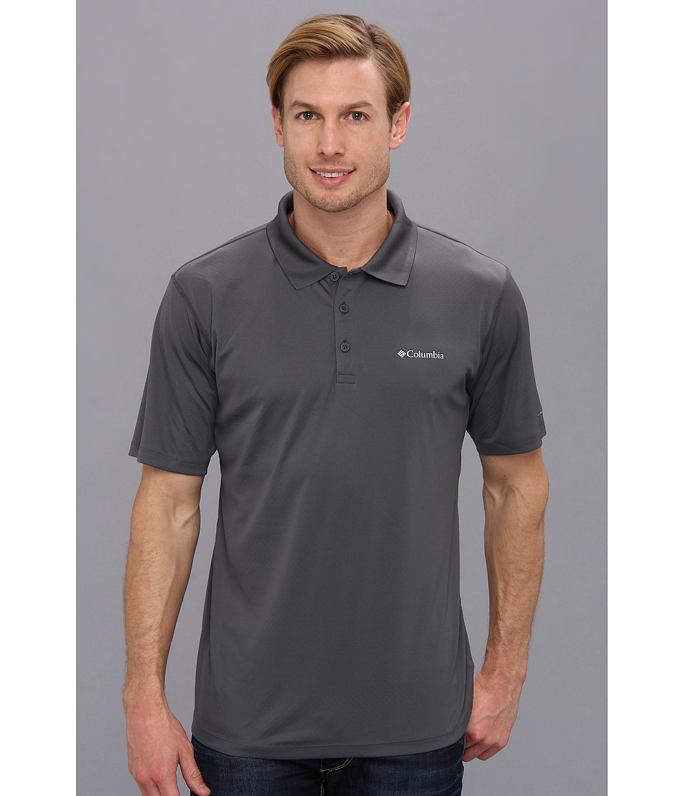 Columbia - Zero Rules Polo (Graphite) Men