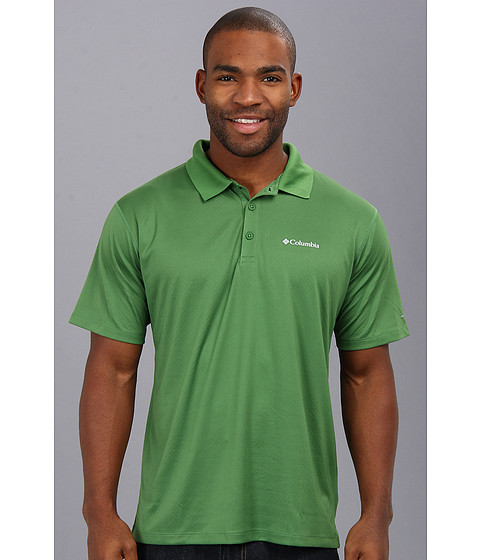Columbia - Zero Rules Polo (Dark Backcountry) Men's Short Sleeve Pullover