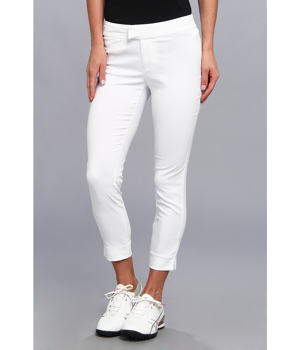 Columbia - Armadale Ankle Pant (White) Women's Casual Pants