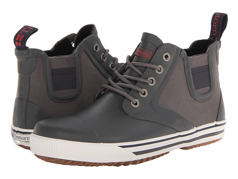 Tretorn - Gunnar Canvas (Gunmetal) Lace-up Boots