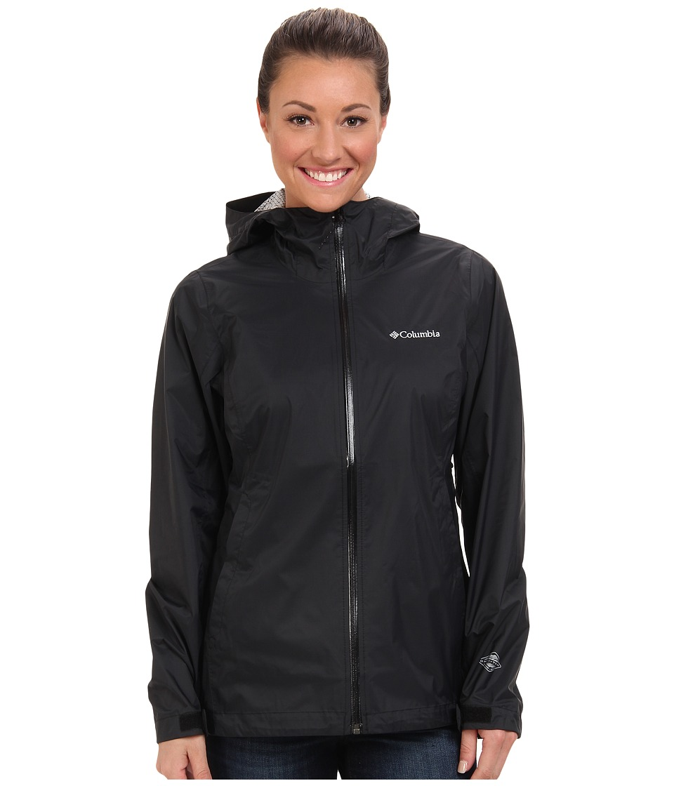 Columbia - EvaPOURation Jacket (Black) Women's Coat