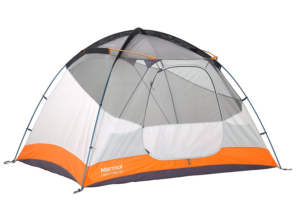 Marmot - Limestone 4P Tent (Malaia Gold) Outdoor Sports Equipment