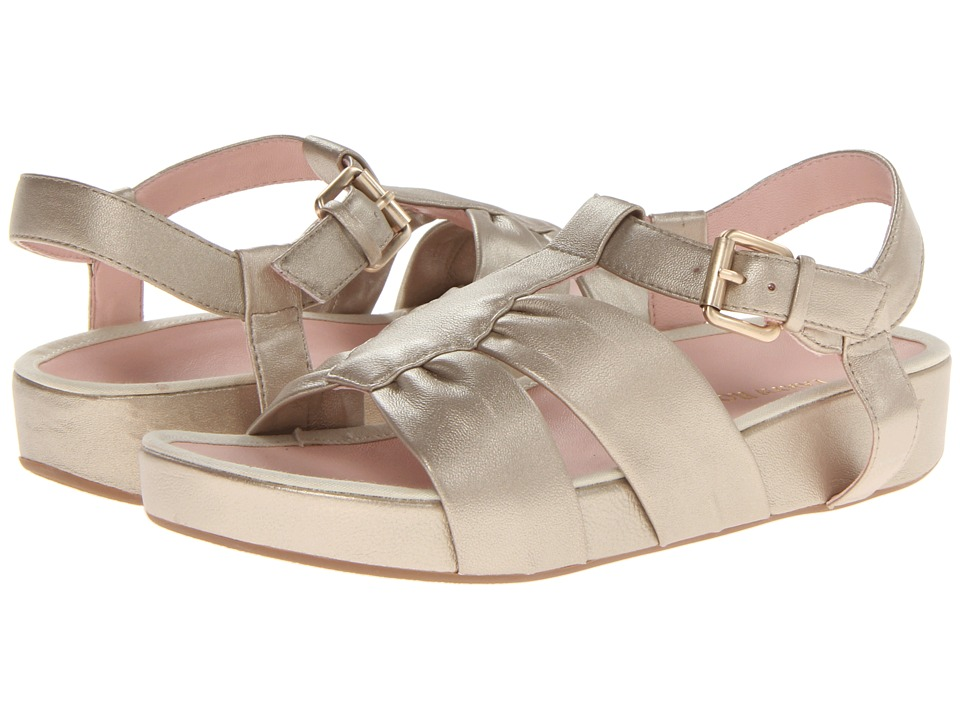 Taryn Rose - Aviles (Soft Gold Metallic Nappa) Women