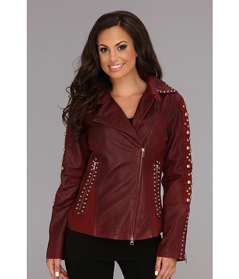 Tasha Polizzi - Phoenix Jacket (Crimson) Women