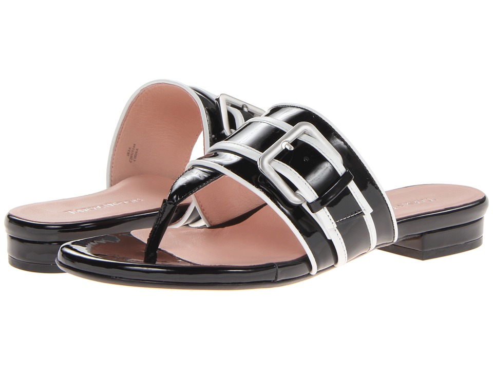 Taryn Rose Ikia (Black Patent Leather) Women