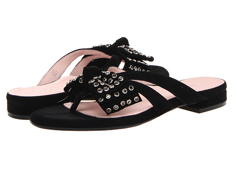 Taryn Rose - Ilana (Black Suede) Women