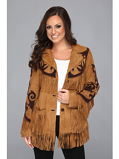 SALE! $331.99 - Save $406 on Tasha Polizzi Rodeo Queen Jacket (Faun) Apparel - 55.01% OFF $738.00