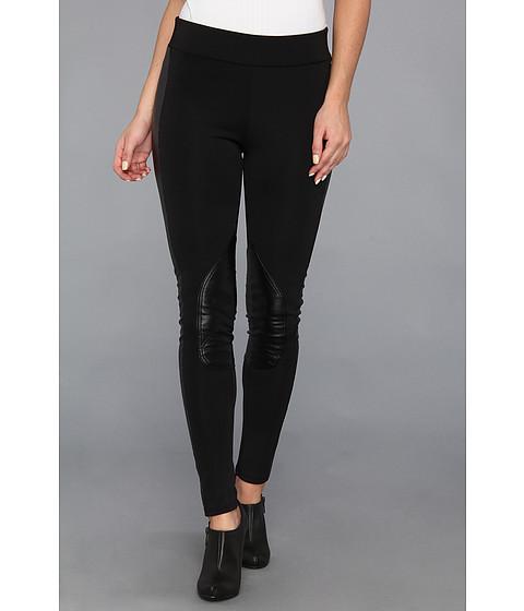 Tasha Polizzi - Paddock Pant (Black) Women's Casual Pants