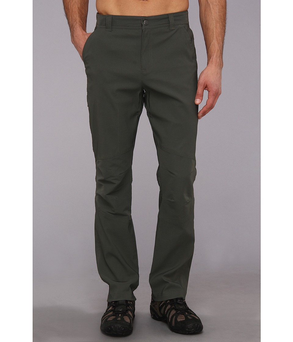Columbia - Royce Peak Pant (Gravel) Men's Casual Pants
