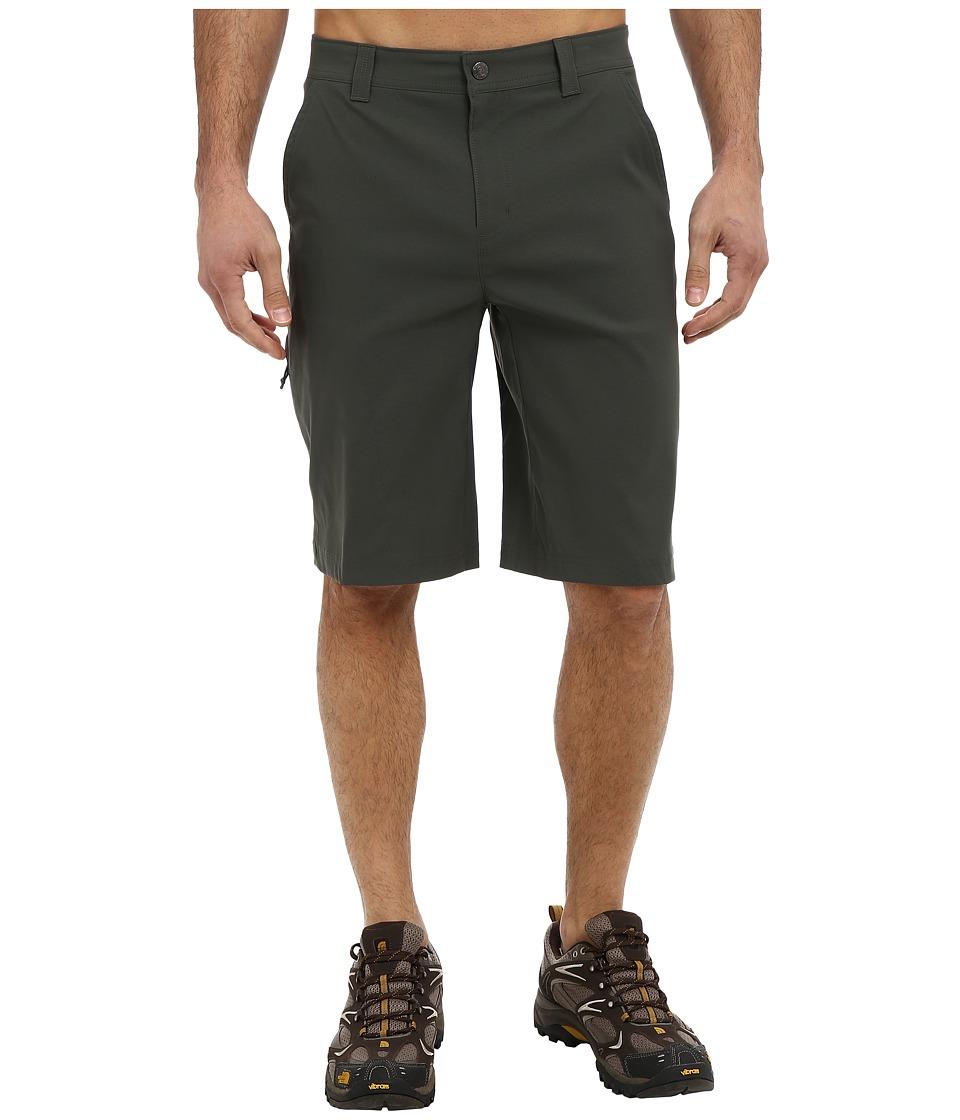 Columbia - Royce Peak Short (Gravel) Men's Shorts