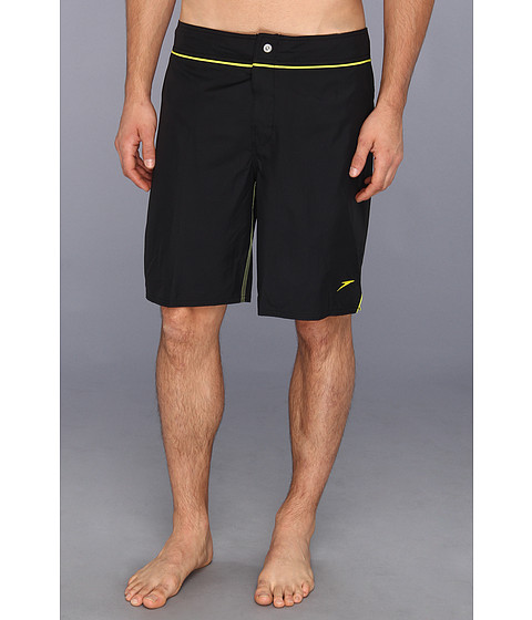 Speedo - Packable Boardshort (Black) Men