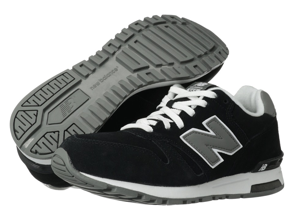 New Balance Classics - ML565 (Black SP14) Men's Classic Shoes
