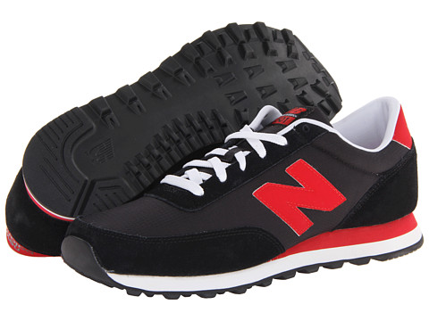 New Balance - ML501 (Black/Red SP14) Men