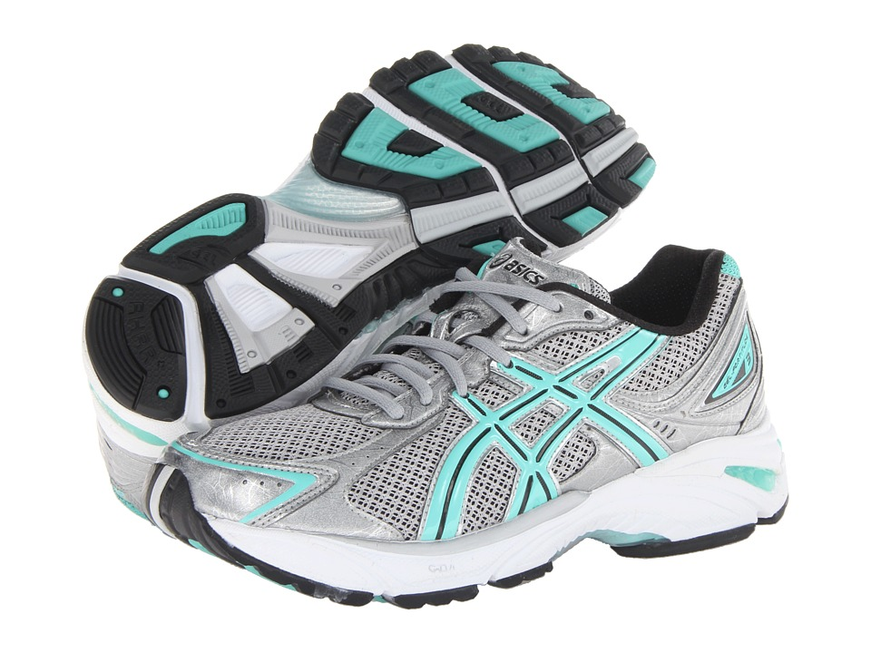 ASICS - Gel-Fortitude 3 (Lightning/Mint/Black) Women's Running Shoes