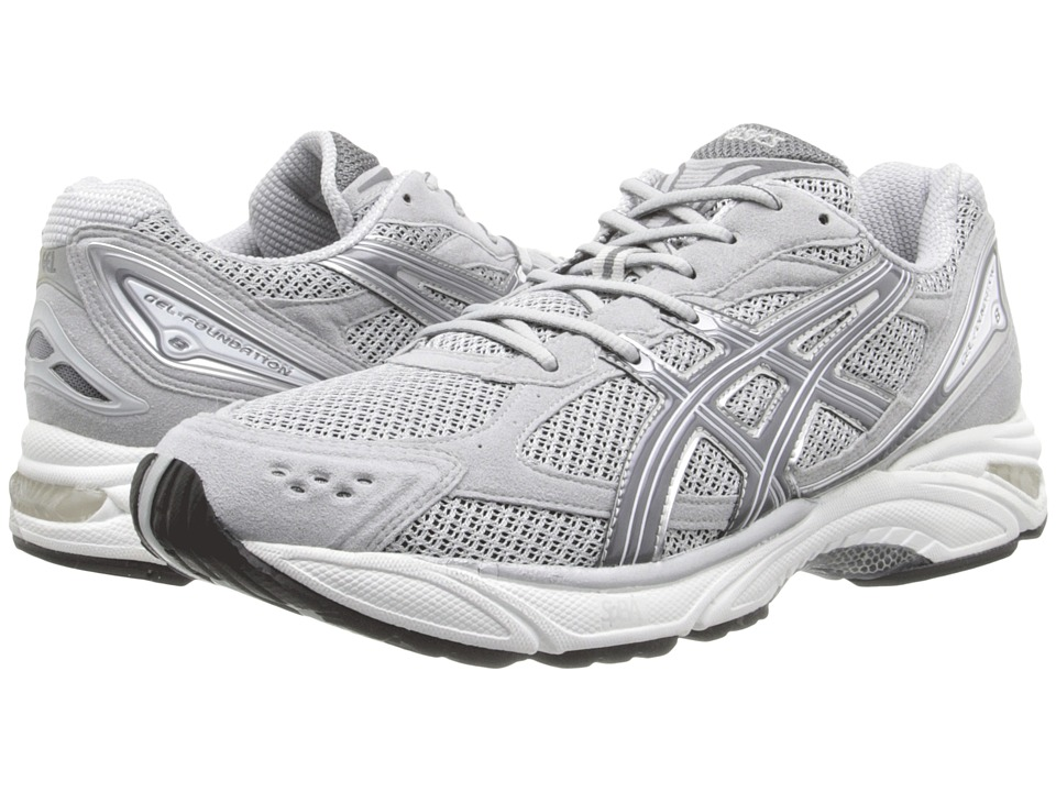ASICS - GEL-Foundation 8 (Lightning/Storm/White) Men