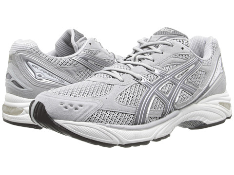 ASICS - GEL-Foundation 8 (Lightning/Storm/White) Men's Running Shoes